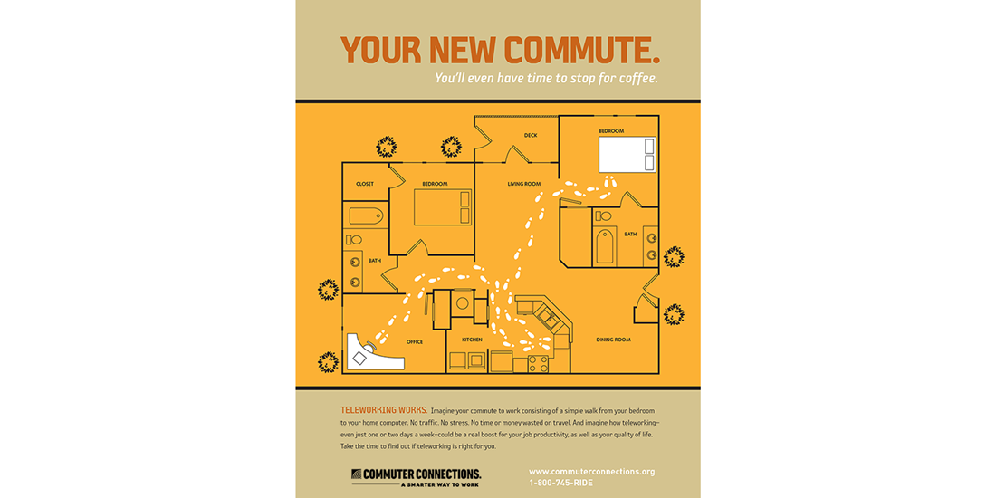 Telework-Poster-Your-New-Commute-New-Logo