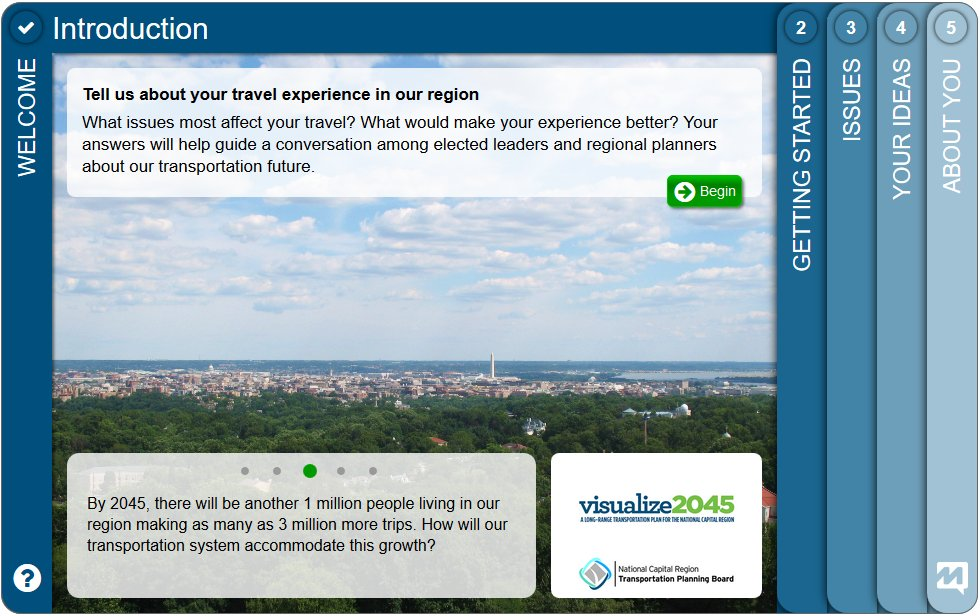 Take The Visualize 2045 Survey Visualize 2045 News