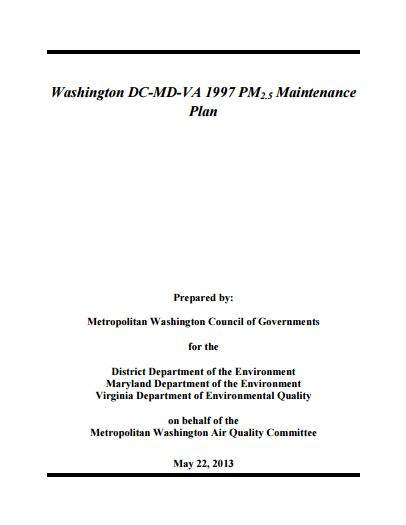 Washington_DC-MD-VA_1997PM2.4_Maintenance_Plan
