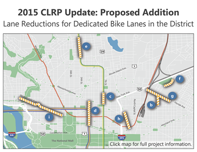 DC Bike-Lane Proposal